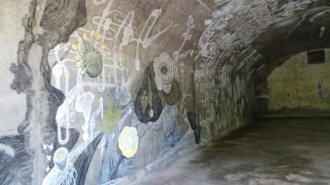 Bunkers op vliegbasis Soesterberg