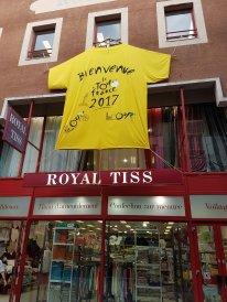 De Tour heeft Le Puy en omgeving aangedaan en dat zal je weten!