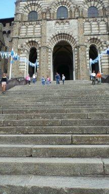 Kathedraal van Le Puy en Velay