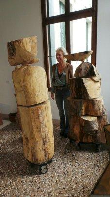 Carla Rump -Dancing Trees