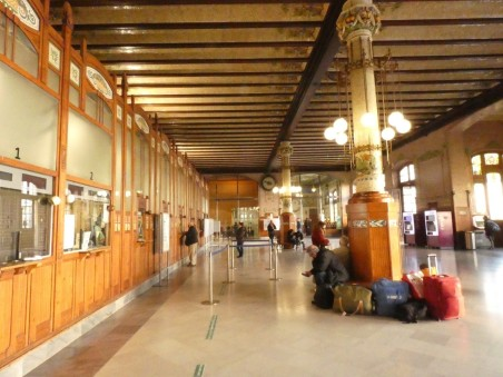 Estacion Nord