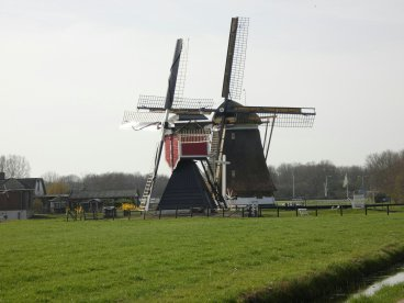 De molens van Oud Zuilen