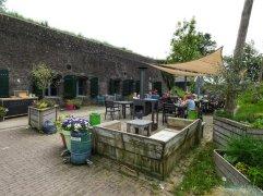 Theehuis Fort Werk aan de Korte Uitweg